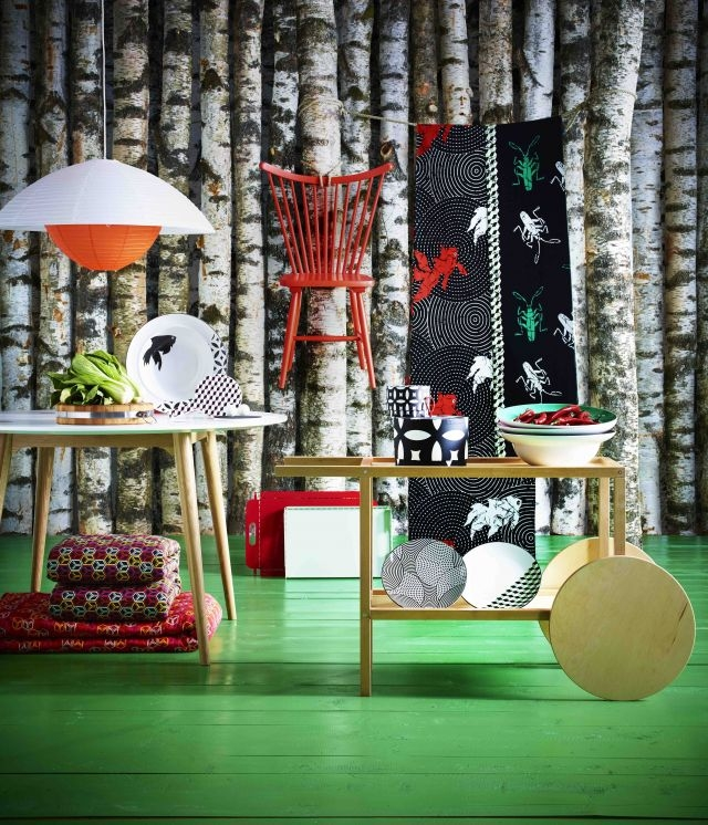 Ikea Trendig 2013 capsule collection Sept